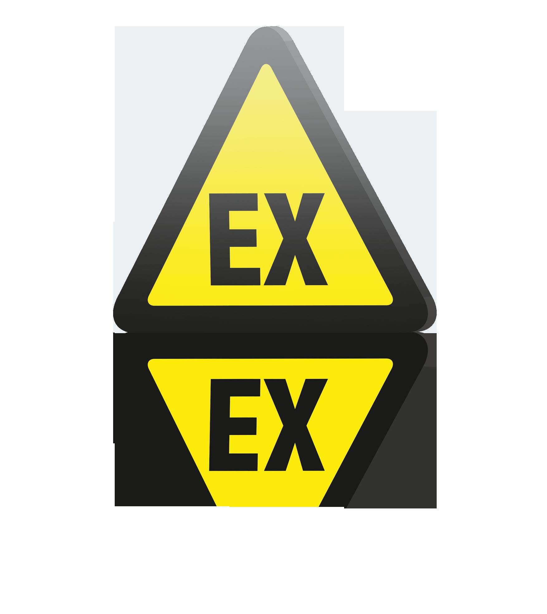 Ex Zonen Dreieck Symbol Png